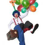 Ballonklovnen Tu Tu Børneunderholdning