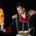 Den Spanske Guvernør med ild
