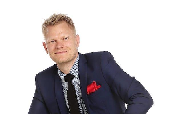 Kristian skovbo tryllekunstner