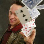 Magiske Mox flyvende kort