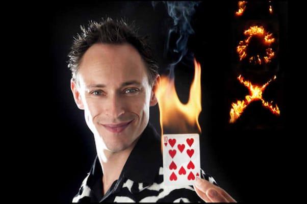 Magiske Mox tryllekunstner