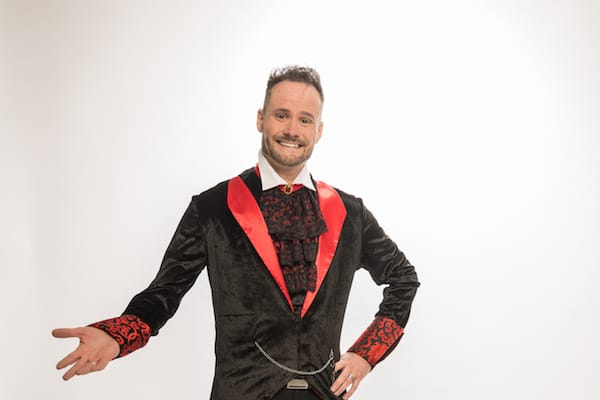 Miguel El Zorro tryllekunstner