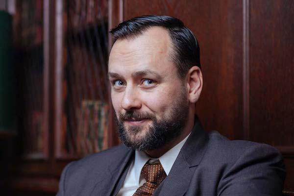 Morten Deurell tryllekunstner