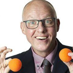 Ole Larsen tryllekunstner