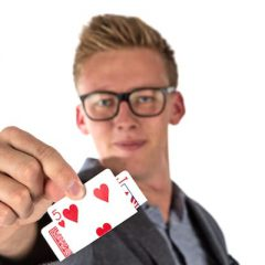 Thomas Lund tryllekunstner