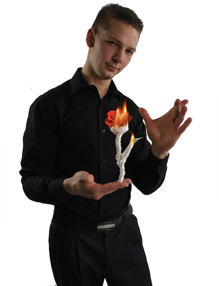 Anders Nissen - tryllekunstner fra Fredericia