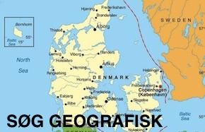 Geografisk søgning