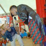 Jesper Grønkjær trylleshow for børn