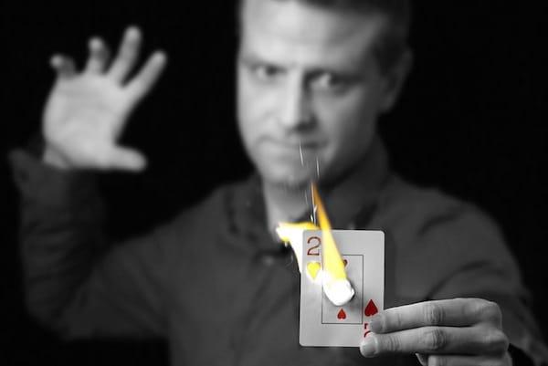 Mikkel Lassen Tryllekunstner og Tankelæser