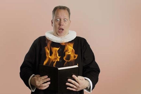 tryllepræsten trylleshow