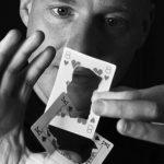 Ole Larsen Tryllekunstner fra Randers